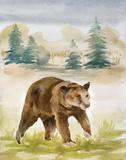 Wildlife IV Prints by Ferry Margaret