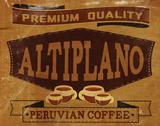 Peruvian Coffee Posters by Jason Giacopelli