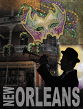 New Orleans Prints by Williams Todd