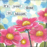 Time to Bloom Prints by Deane Holmes