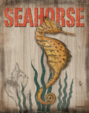 Seahorse Posters by Williams Todd