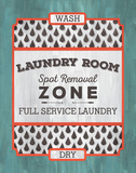 Laundry Room Prints by Sta Teresa Ashley