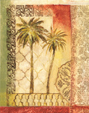 Khaki Palms I Posters by Gorham Gregory