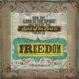 Scrapbook Freedom Láminas por Bethany Berndt