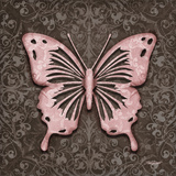 Pink Butterfly III Prints by Todd Williams