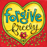 Forgive Freely Posters by Karla Dornacher