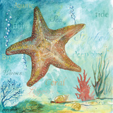 Marine Life Motif II Prints by Gorham Gregory