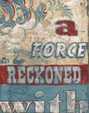 Force Prints by Jones Catherine
