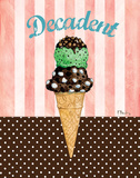 Ice Cream Shoppe III Posters by Paul Brent