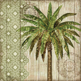 Verde Palm I Prints by Paul Brent