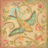 Springtime Birds III Poster by Kate McRostie