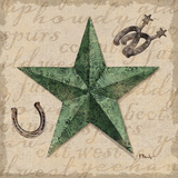 Bandana Barn Star III Prints by Paul Brent