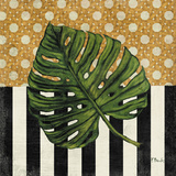 Knox Palm Fronds II Poster by Paul Brent