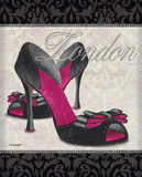 Pink Shoes I Prints by Todd Williams