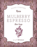 Mulberry Soap Posters by Ashley Sta Teresa