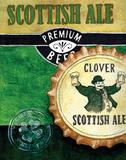 Scottish Ale Prints by Donna Knold