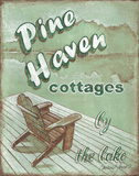 Pine Haven Poster by Jones Catherine