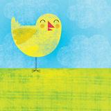 Easter Chick I Art by Mack Steve