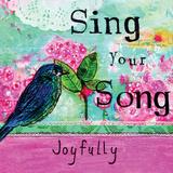 Sing Your Song Prints by Dworak Belinda
