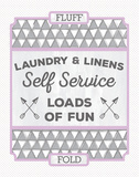 Laundry Linens II Posters by Ashley Sta Teresa
