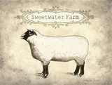 Sweetwater Farm Posters by Babbitt Gwendolyn