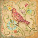 Springtime Birds IV Prints by Kate McRostie