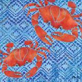 Jubilee Crabs Reprodukcje autor Brent Paul