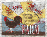Stony Point Farm Poster by Jones Catherine