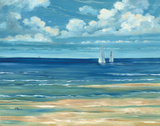 Summerset Sailboat Print by Paul Brent