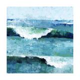 Breaking Waves Giclee Print by Kari Taylor