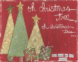 Oh Christmas Tree Prints by Martin Monica