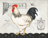 Poultry Farm I Posters by Gwendolyn Babbitt