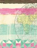 World Traveler I Prints by Ashley Sta Teresa