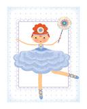 Princess Ballerina II Posters by Jan Bryan-Hunt