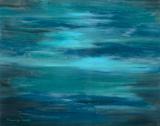 Ocean Colors I Poster von Babbitt Gwendolyn