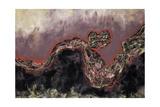 Billowing Progress Giclee Print by Jolene Goodwin