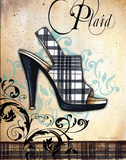 Plaid Prints by Donna Knold