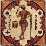 Joker Posters by Gregory Gorham