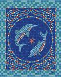 Macedonia Reef Dolphins Prints by Woo Teresa