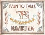 Organic Living Prints by Jones Catherine