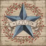 Love Star Prints by Paul Brent
