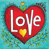 Love Posters by Dornacher Karla
