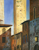 Italian Scene II Prints by Gorham Gregory
