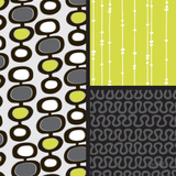 Orb Patterns I Posters by Kris Ruff
