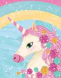 Unicorn II Poster by Woo Teresa