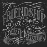 True Friendship Pósters por Brent Paul
