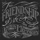 True Friendship Pósters por Paul Brent