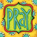 Pray Prints by Dornacher Karla