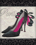 Pink Shoes II Prints by Todd Williams