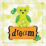 Owl Dream Poster by Squared R2